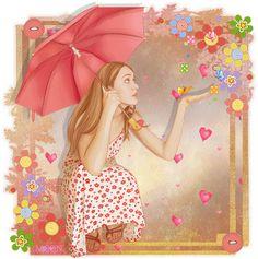 Achei tão linda essa atividade, realmente nos somos como as flores álias as mais belas flores, pois conhecemos a verdade, sabemos que temo...