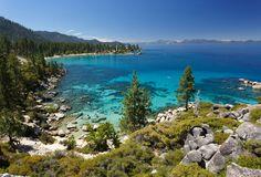 Lago Tahoe, Califórnia/Nevada