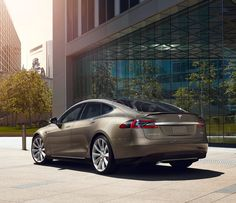 Tesla Model S: This dream car's acceleration is instantaneous, silent and smooth. Step on the accelerator and in as little as 2.8 seconds Model S is travelling 60 miles per hour, without hesitation, and without a drop of gasoline. http://cars.1bigonlineriches.info/