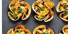 12 Dinners You Can Make in a Muffin Tin-- Pre-portioned, freezer friendly, and ridiculously good. #outdoorparty