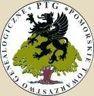 PTG Pomorskie Towarzystwo Genealogiczne Logo