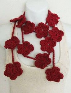 Ideas For Scarf Which Is Going To Be Trendy  This Spring 2013 (3)