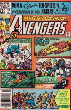 """Remember """"Avengers"""" issue 200? Ms. Marvel has and she's angry at how even the female Avengers did nothing about it. Introducing Rogue (Anna Paquin in the movie (you know which movie))."""