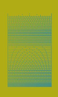 '08-'10 Pattern Design - (A) - Echo Yang