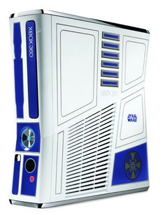 R2-D2 XBox Slim