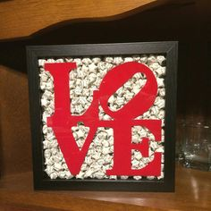 Check out this item in my Etsy shop https://www.etsy.com/listing/491240428/love-origami-shadowbox-valentines-day