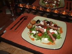 Moxie's Steak Salad recipe- probably my most favorite restaurant meal anywhere!