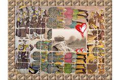 "Robert Klein Gallery presents ""Rana Javadi: Never-Ending Chaos"""