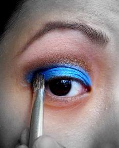 Skin Deco: Eye Shadow 101: Application Styles