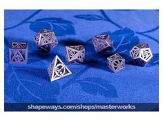 Deathly Hallows Dice Set