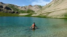 Escaping the hot summer in Italy:)  ITA: http://www.trekking-alpi-blog.it/paradiso-segreto-alpi/  ENG: http://www.hiking-alps.com/camping-alps-mountain-guide/