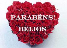 Parabéns! Beijos! #felicidades #feliz_aniversario #parabens