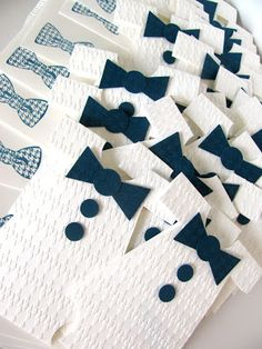 Love bow tie invites,  Go To www.likegossip.com to get more Gossip News!