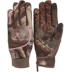 b8093904a03d6 Slide on the Women's Tri-Laminate Touch Screen Shooters Gloves for  unwavering…