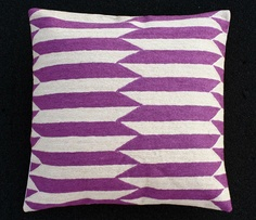 Scarpa Series Pillow by Leah Singh