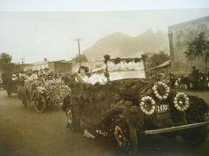 Celebracion de aniversario de la independencia, 1921.