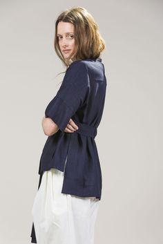 Copy of Corallo Jacket by Studio Nicholson #kickpleat #studionicholson