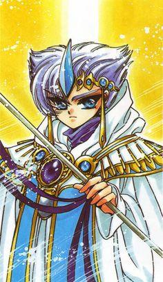 クレフ Clef:魔法騎士レイアース Magic Knight Rayearth - CLAMP