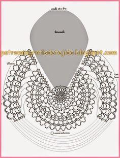 Crochet Scrubbies - How to crochet bolero shrug jacket free pattern tutorial easy Gilet Crochet, Crochet Coat, Crochet Tunic, Freeform Crochet, Crochet Motif, Crochet Clothes, Crochet Lace, Crochet Stitches, Chevron Crochet Patterns