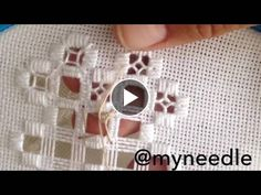 Crewel Embroidery Kits, Hand Embroidery Videos, Embroidery Shop, Hardanger Embroidery, Creative Embroidery, Embroidery Techniques, Cross Stitch Embroidery, Embroidery Patterns, Cat Cross Stitches