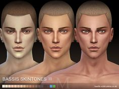 Skin 3.0 for you, there are two versions for male, and two female versions. Found in TSR Category 'Sims 4 Skintones'