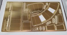 This is kind of a rather large update . I got some photo etched flooring for the corridors so that I can light the edges, as in the movie.... Millennium Falcon Model, Can Lights, Corridor, Star Wars, Flooring, Model Kits, Models, Movie, Movies