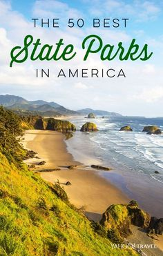 We asked locals from across the country to name the grandest of all their state's parks. These are the 50 they picked.