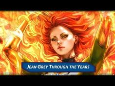 X-Men: Jean Grey Through the Years - In celebration of one of its most beloved characters, Marvel is proud to present JEAN GREY THROUGH THE YEARS: a look back at the iconic mutant's history with the X-Men! Take a moment to relive all Jean Grey's classic moments, from her debut in 1963's X-MEN #1 to the return of her adult form in the upcoming PHOENIX: RESURRECTION.| Marvel Entertainment