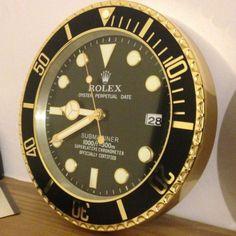 Rolex - Wall Clock
