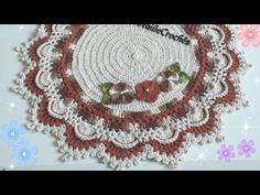 Crochet Chart, Crochet Patterns, Crochet Towel, Crochet Shoes, Val Santos, Macrame, Crochet Necklace, Mandala, Holiday Decor