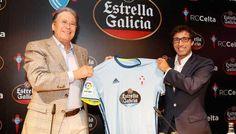 Estrella Galicia sustituye a Citröen como patrocinador principal del RC Celta