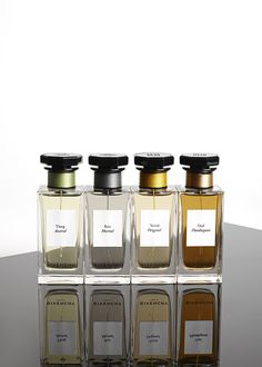 Each of the seven unisex perfumes in Givenchy's exquisite new fragrance wardrobe was inspired by a dress.