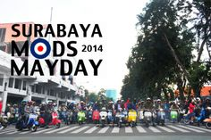 Surabaya Mods Mayday 2014