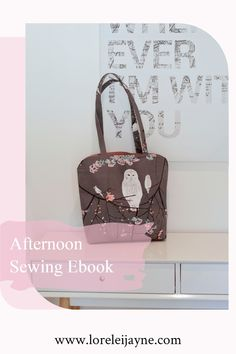 the Afternoon Sewing Ebook includes 6 beautiful patterns to make in an afternoon. Available from Loreleijayne.com