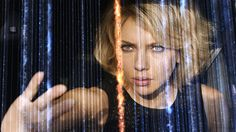 French film director Luc Besson talks about his new science fiction thriller called Lucy, starring Scarlett Johansson Scarlett Johansson Lucy, Scarlett Johannson, Lucy Trailer, Lucy Movie Review, Film Review, Peer Review, Alex Luthor, Action Movies, Sci Fi Movies
