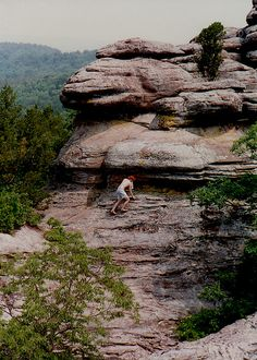 Garden Of The Gods, Southern Illinois, Shawnee National Forest | My Views  Of Eden | Pinterest | Shawnee, National Forest And Southern Illinois