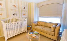10 Gorgeous Gender-Neutral Nurseries You'll Love