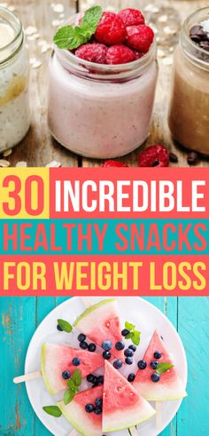Easy healthy snacks for weight loss!!!! These healthy snack ideas are the BEST for summer!! Now I have some easy clean eating snack recipes to help me lose weight!!! #healthysnacks #healthyrecipes #snacks #cleaneating #cleaneatingsnacks #healthy Weight Loss Snacks, Healthy Recipes For Weight Loss, Clean Eating Recipes, Clean Eating Snacks, Ketogenic Recipes, Paleo Recipes, Low Carb Recipes, Snack Recipes, Healthy Summer Snacks