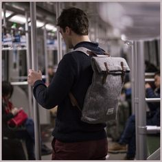 ÖLEND - DYLAN Sac à dos tendance homme - Dispo sur ABORDAGE | Fashion Backpack Shop | #beaudedos