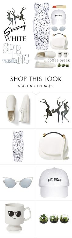 """Spring trends"" by hbee-1234 ❤ liked on Polyvore featuring Gap, Blume, Dolce&Gabbana, Cynthia Rowley and Sparrow & Wren"