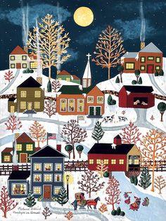 """""""Moonlight in Vermont"""" - Medana Gabbard"""
