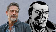 Umm... Yeah... I dig it! WATCH: Jeffrey Dean Morgan Breaks Silence on Negan Casting | The Walking Dead