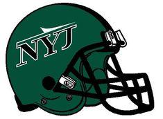 Football Art, Football Helmets, Professional Football Teams, Jet Fan, Nfl Logo, Helmet Design, New York Jets, Logos, Sports