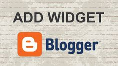 Through this post, you will Learn How to Add Widget to Blogger. The Blogger Gadgets and WordPress Widgets Increase Awesome your Web looking.   - - - - - - - - - - - - - - - - - - - - - - - - - - - - - - - - - - - - - - - - - - - - - ► Website: http://www.tipscenter.tk/2016/07/how-to-add-widget-to-blogger.html - - - - - - - - - - - - - - - - - - - - - - - - - - - - - - - - - - - - - - - - - - - - - ►YouTube: https://www.youtube.com/watch?v=rFDm_K7nb2k - - - - - - - - - - - - - - - - - - -