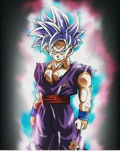 Teen Gohan, Ultra Instinct Mastered