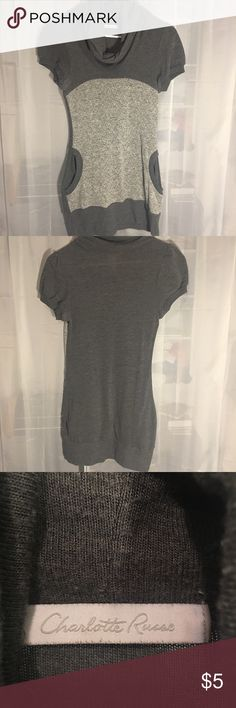 Charlotte Russe Unknown Size Cute Top Charlotte Russe Unknown Size Cute Top. This looks like a Small. Charlotte Russe Tops
