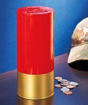 Shotgun shell change counter