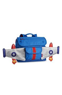 Bixbee 'Rocketflyer' Water Resistant Backpack (Boys) available at #Nordstrom