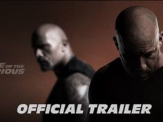 """The Fate of the Furious - OFFICIAL TRAILER<br /><a href=""""https://www.fastandfurious.com"""" target=""""_blank"""" rel=""""nofollow"""">https://www.fastandfurious.com</a><br />In Theaters April 14, 2017<br /><br />Music: Bassnectar - Speakerbox ft. Lafa Taylor, from the album """"Into The Sun""""<br /><a href=""""http://smarturl.it/IntoTheSun2015"""" target=""""_blank"""" rel=""""nofollow"""">http://smarturl.it/IntoTheSun2015</a><br />https://www.facebook.com/Bassnectar<br /><br />On the heels of 2015's Furious 7, one of the…"""