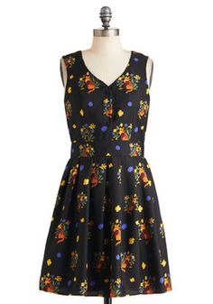 Welcome Back, Critter Dress, #ModCloth